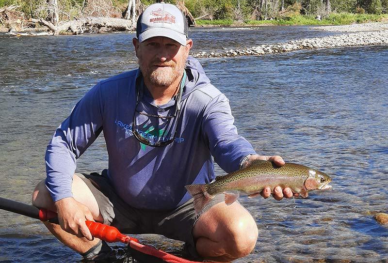 stillwater river rainbow trout