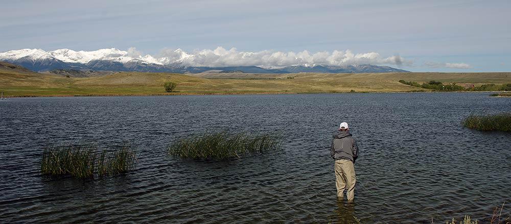 burns lake, montana