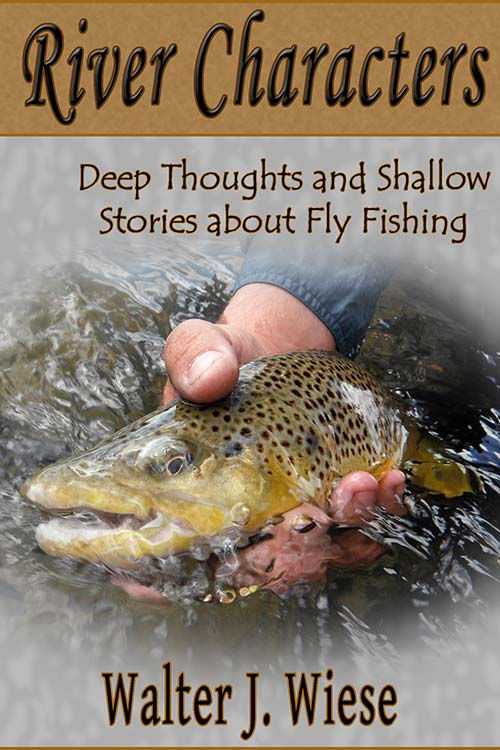 collection of essays and fishing stories