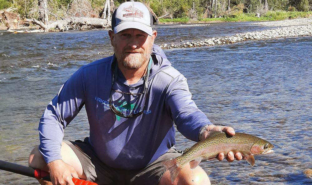 lower stillwater river rainbow trout