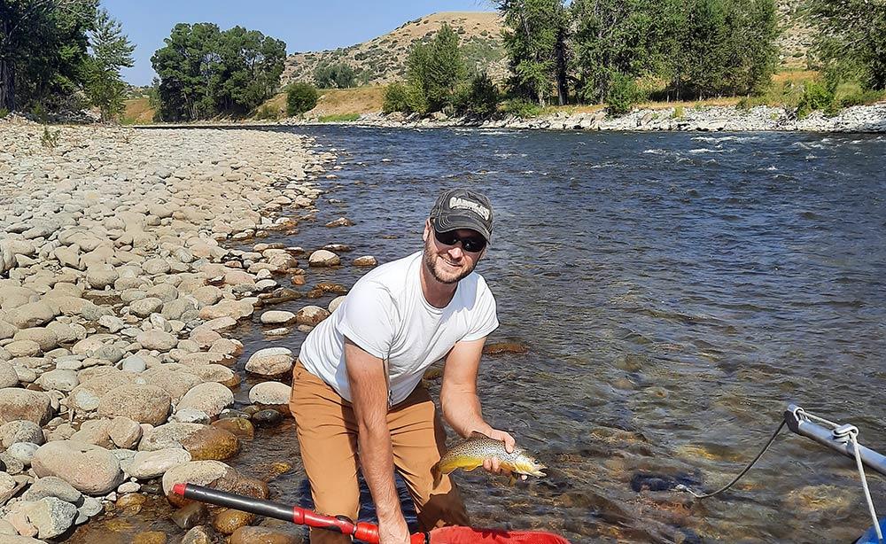 lower stillwater river brown trout