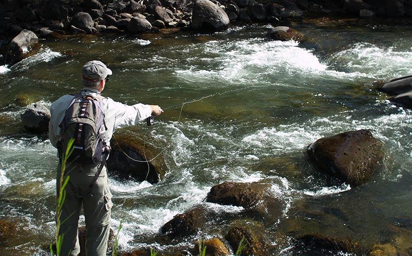 gardner river pocket water fishing