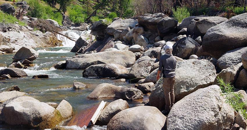 rough water slough creek
