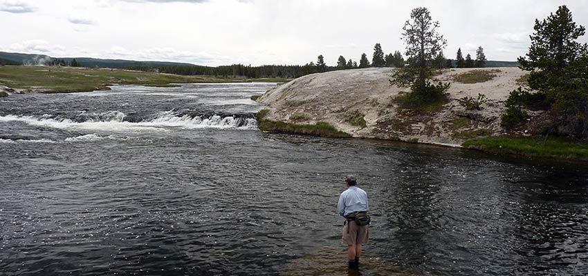 firehole river fishing
